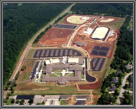 Northridge High School Tuscaloosa Al Harrison Construction