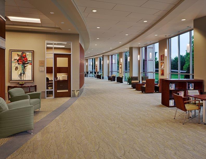 Dch Cancer Treatment Center Harrison Construction