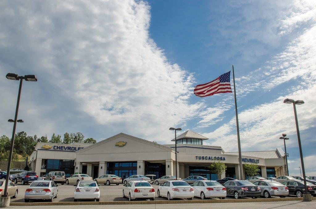 Tuscaloosa Chevrolet Harrison Construction